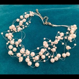 Jewelry - Romantic Pearl Choker/Necklace